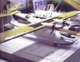 PBY-5 Catalina, The Flying Models Plan Store<br><br>We also offer